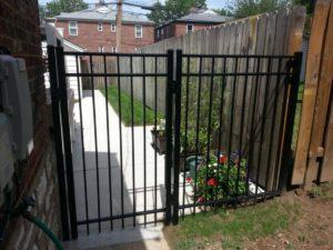 Aluminum Fence Artistic Decks St. Louis
