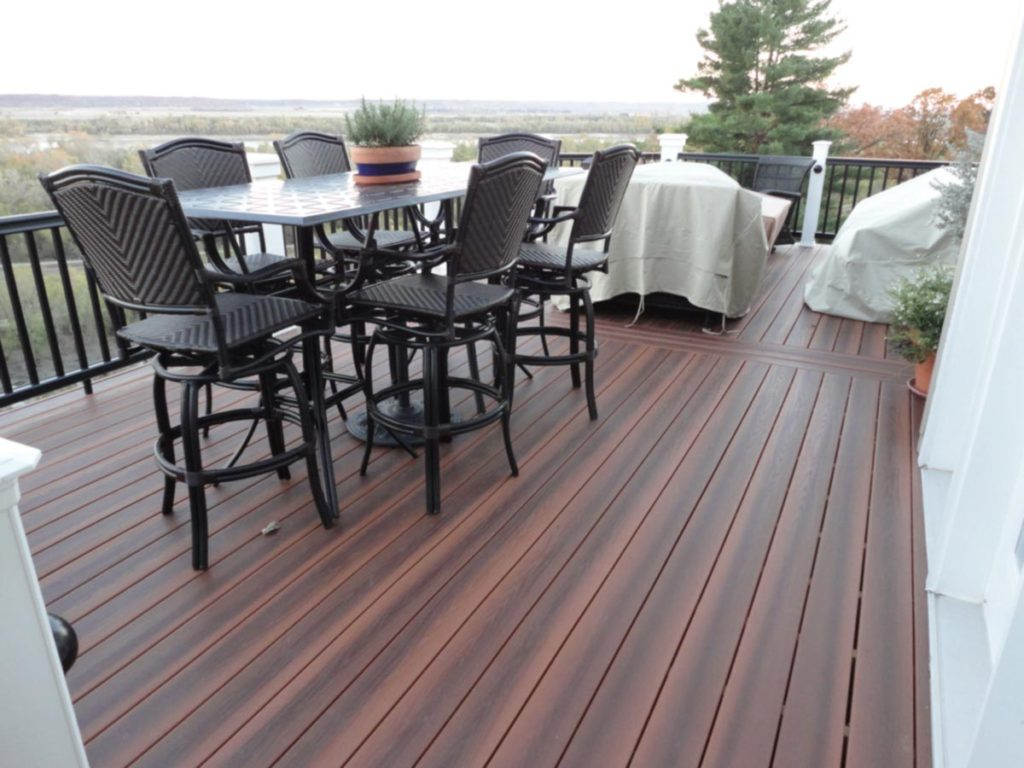 PVC Deck Artistic Decks St Louis