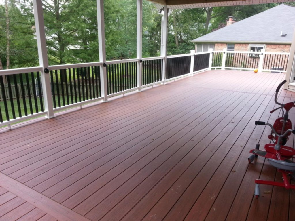 TimberTech Decking Artistic Decks St. Louis